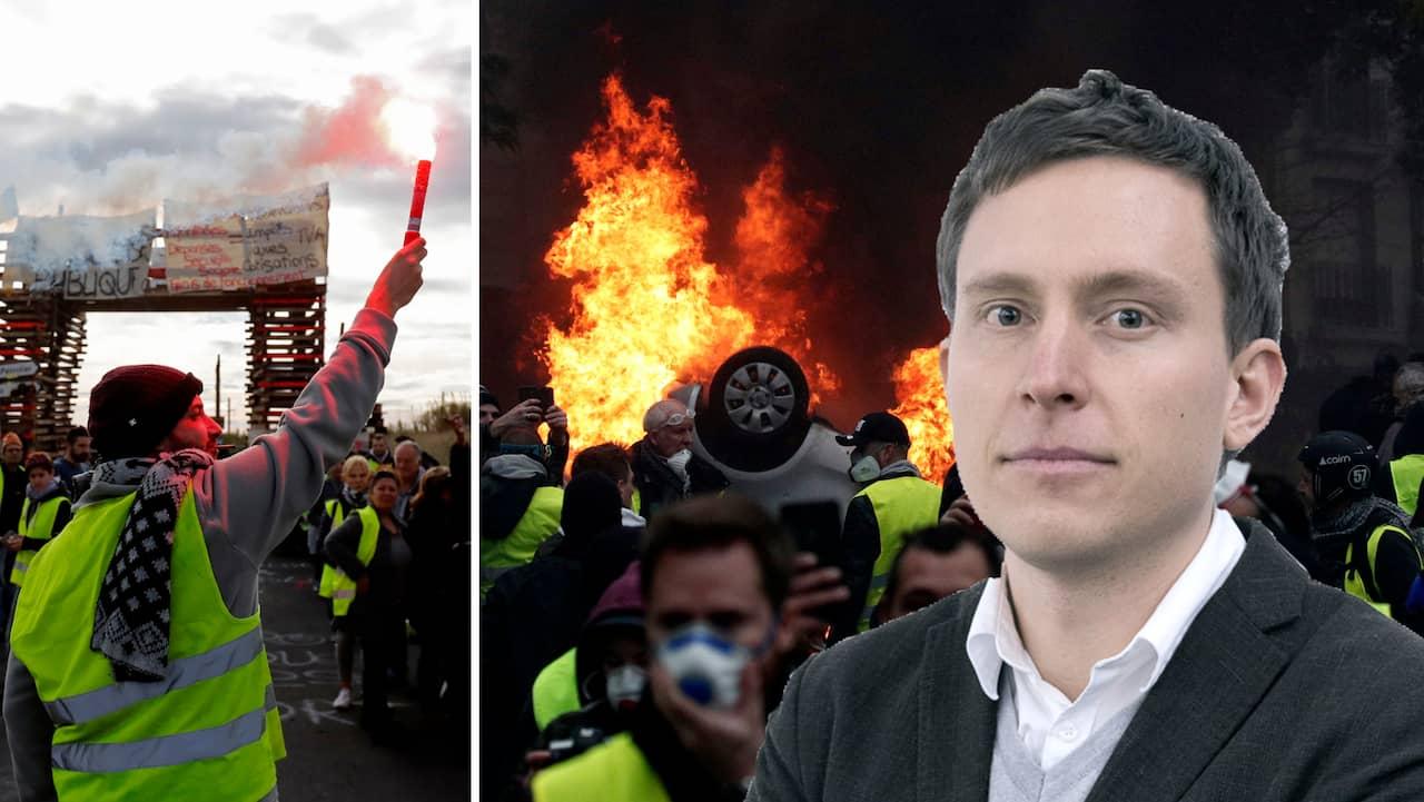 """Gula Västarna: Svenska Politiker Borde Lyssna På """"Gula Västarna"""""""