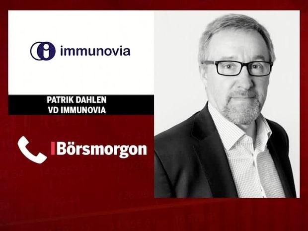 Immunovias vd: Vi har spikat att kvartal ett 2021 lanserar vi tester