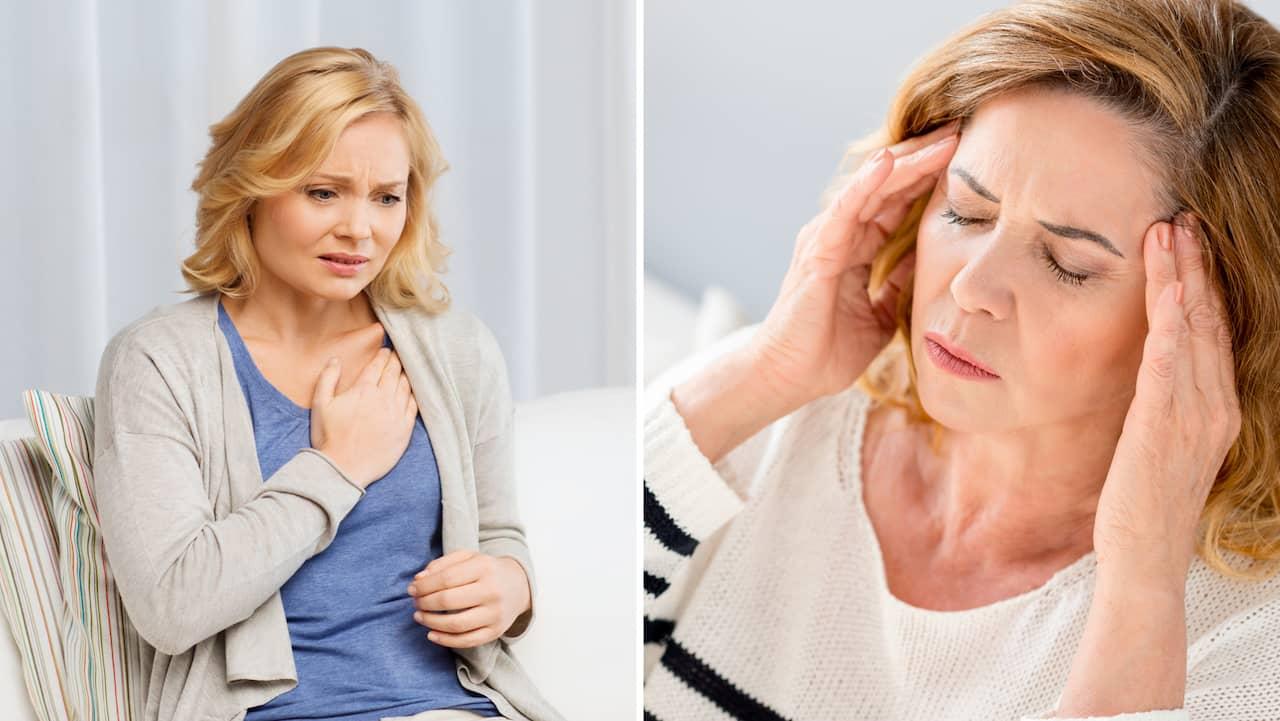 förkylning tryck över bröstet