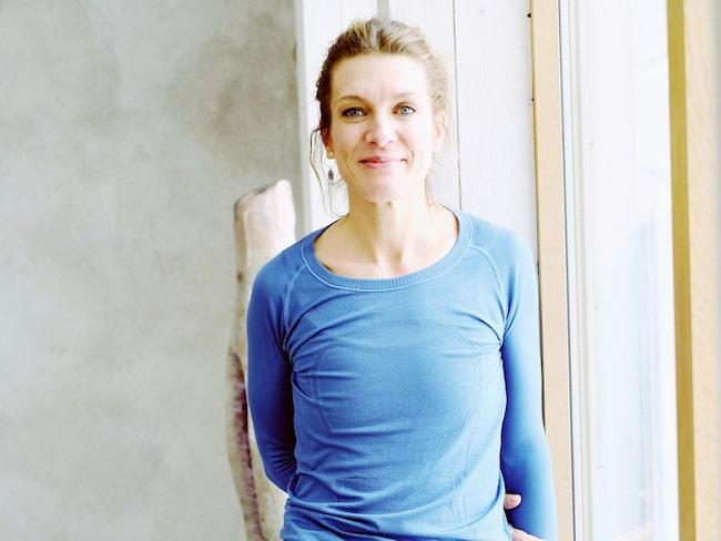 Erika Kits Gölevik guidar till ett enkelt träningsprogram som sträcker sig över 4 veckor.