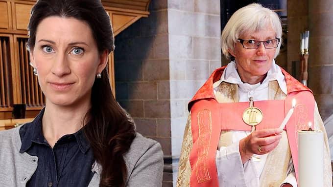 Ärkebiskopen reagerade efter det kyrkliga metoo-uppropet, men hennes uttalande kunde lika gärna ha kommit från någon HR-chef, skriver Susanna Birgersson.