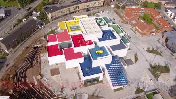 Nya Lego House på Legoland tog 4 år att bygga