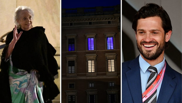 Prins Carl Philips hemliga 40-årsfest
