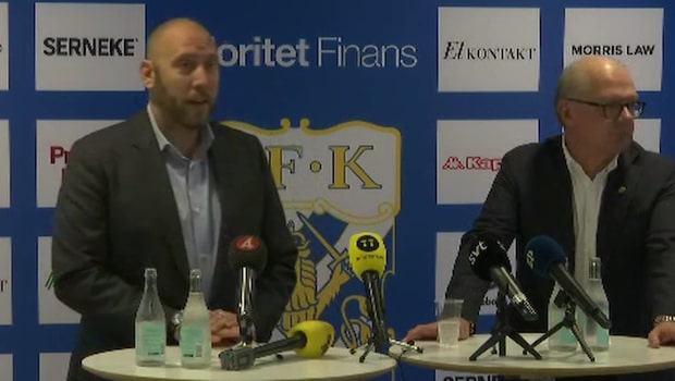 IFK Göteborg sparkar sportchefen Mats Gren
