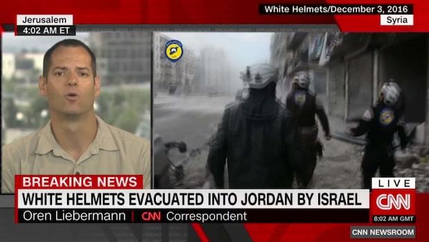 800 syrianer evakuerade till Jordanien av FN