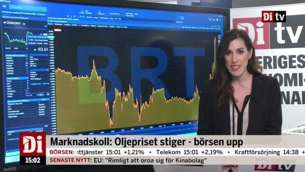 Marknadskoll: Oljan rusar efter signaler om Opec-avtal