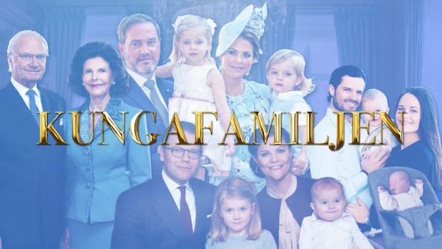 Kungafamiljen 13 april: Se hela programmet
