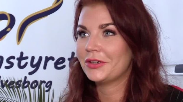 """Louise Erixon: """"Jag brinner för Sölvesborg"""""""
