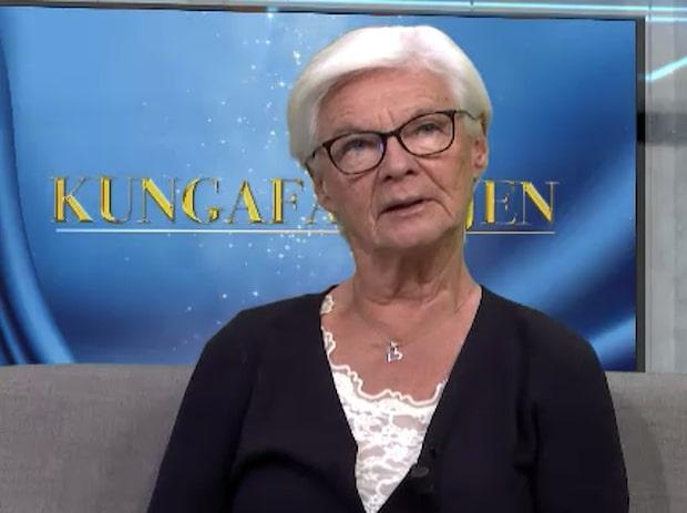 Elisabeth Tarras Wahlberg om livet som hovmarskalk
