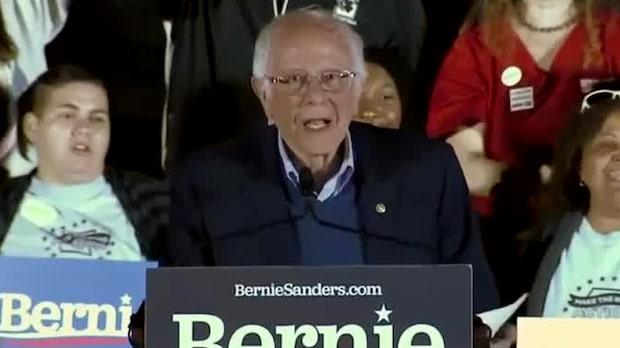 """USA-korrespondenten om Bernie Sanders: """"Jag tror att han kan bli farlig"""""""
