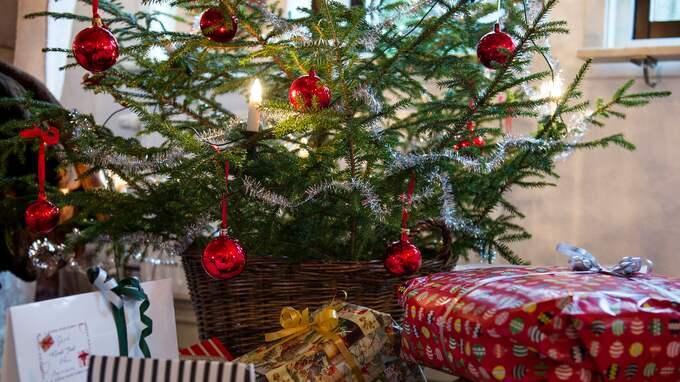 Chokladasken är en jultradition i många familjer. Foto: NILS JAKOBSSON / BILDBYRÅN