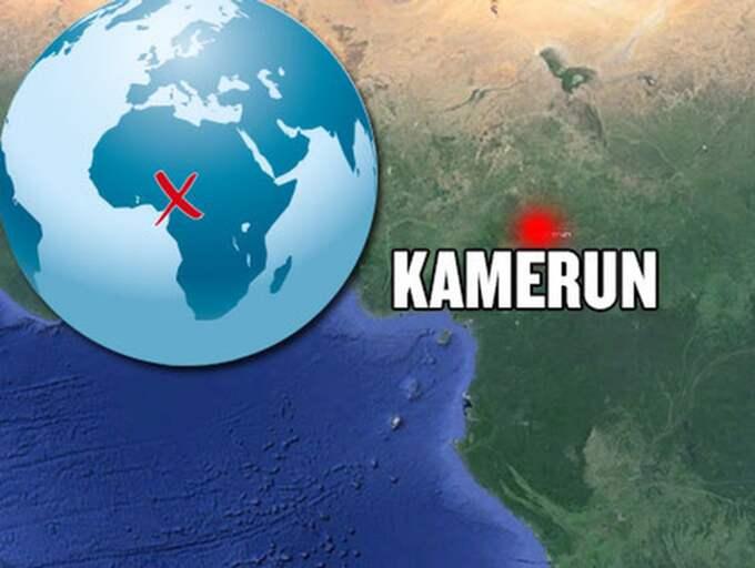 25 personer har dött och flera skadats efter ett självmordsattentat i Kamerun, rapporterar Reuters. Foto: Google maps/Skärmavbild