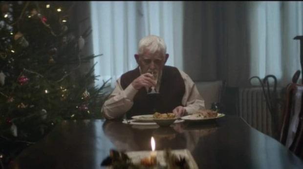 Inget av barnen vill fira jul med gamle mannen