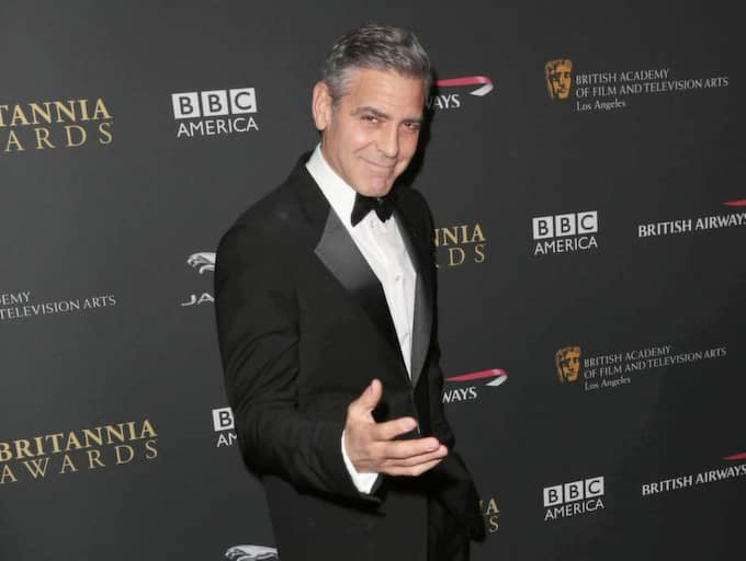 George Clooney. Foto: Jim Smeal/Beimages