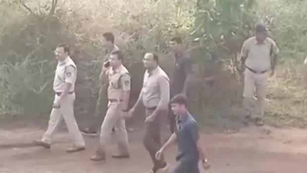 Fyra våldtäktsmän lurade kvinna i fälla – sköts ihjäl av polis