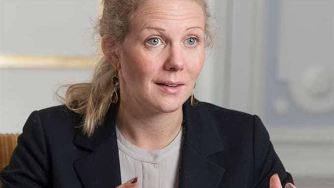 Louise Lindh. Foto: Mikael Sjöberg
