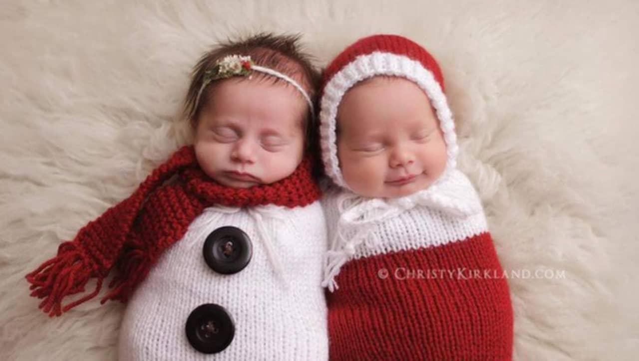 Par Med Nyfödda Barn