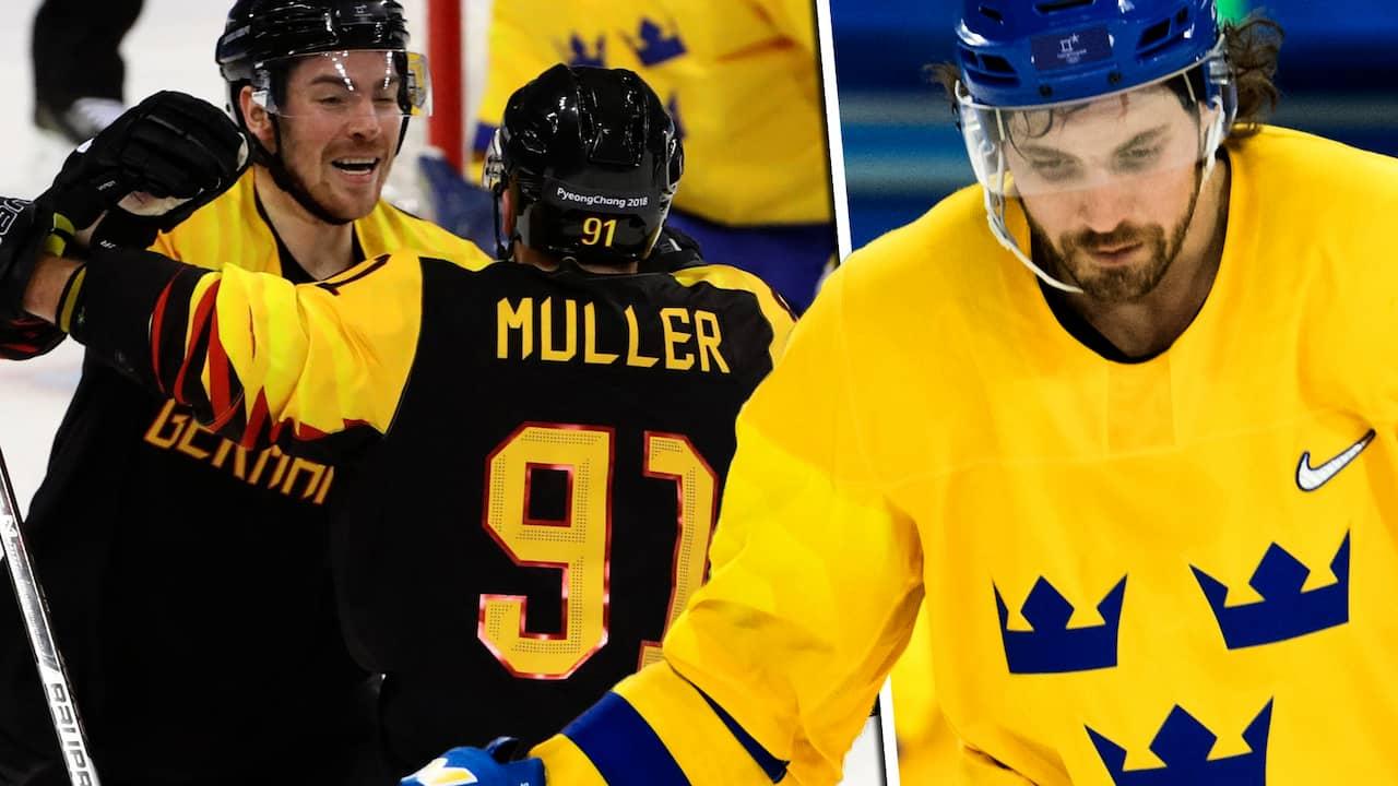Tre svenskar till bundesliga hockey