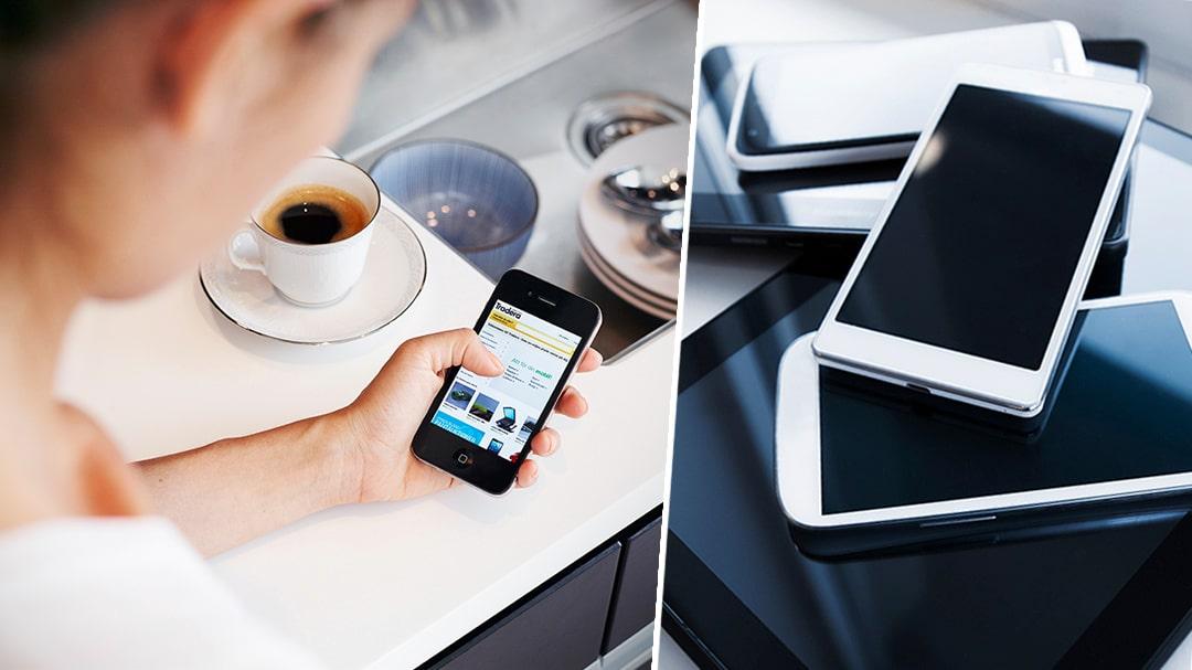 Sälja Iphone på Tradera – så mycket är den värd  f56fbc27178a7