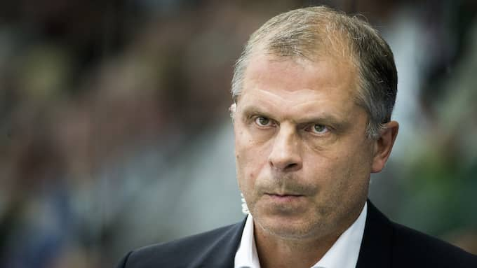 """Anders """"Masken"""" Carlsson, sportchef i Rögle BK. Foto: PETTER ARVIDSON / BILDBYRÅN"""