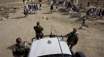 Okad hotbild mot svenskar i afghanistan