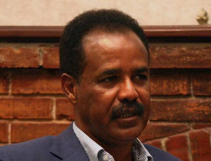 Ingen opposition finns till Eritreas president Isaias Afewerki. Alla som utgör ett hot försvinner. Foto: Shawn Baldwin