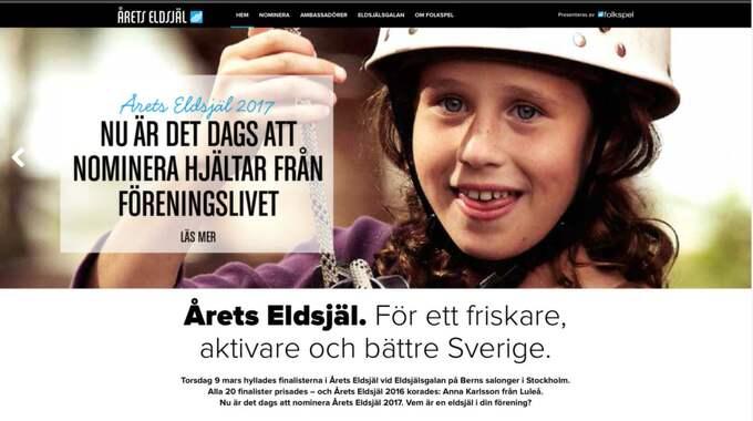 """Jonathan Olsson & Magnus Anjou vann i kategorin årets säljaffär med kampanjen """"Årets eldsjäl"""". Foto: EXPRESSEN"""