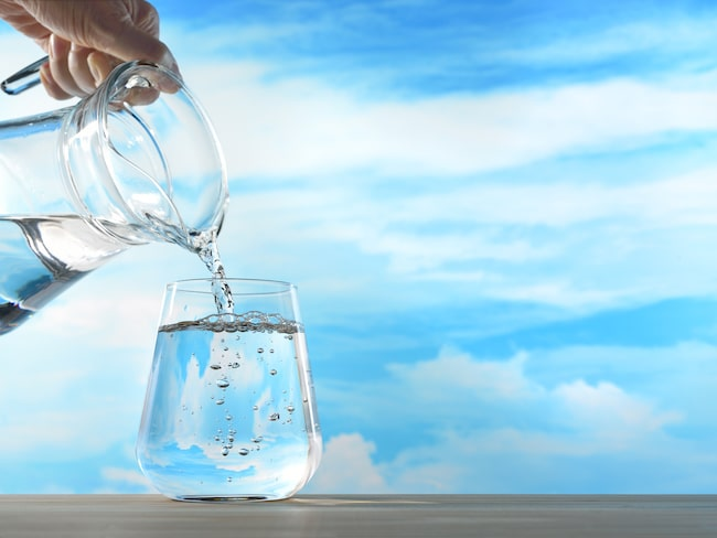 Vattenbristen har inte varit så akut allvarlig på flera decennium i Sverige som nu.