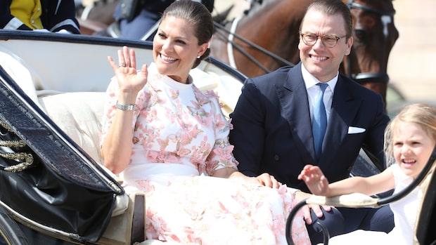 Så var kronprinsessans 40-årsfirande
