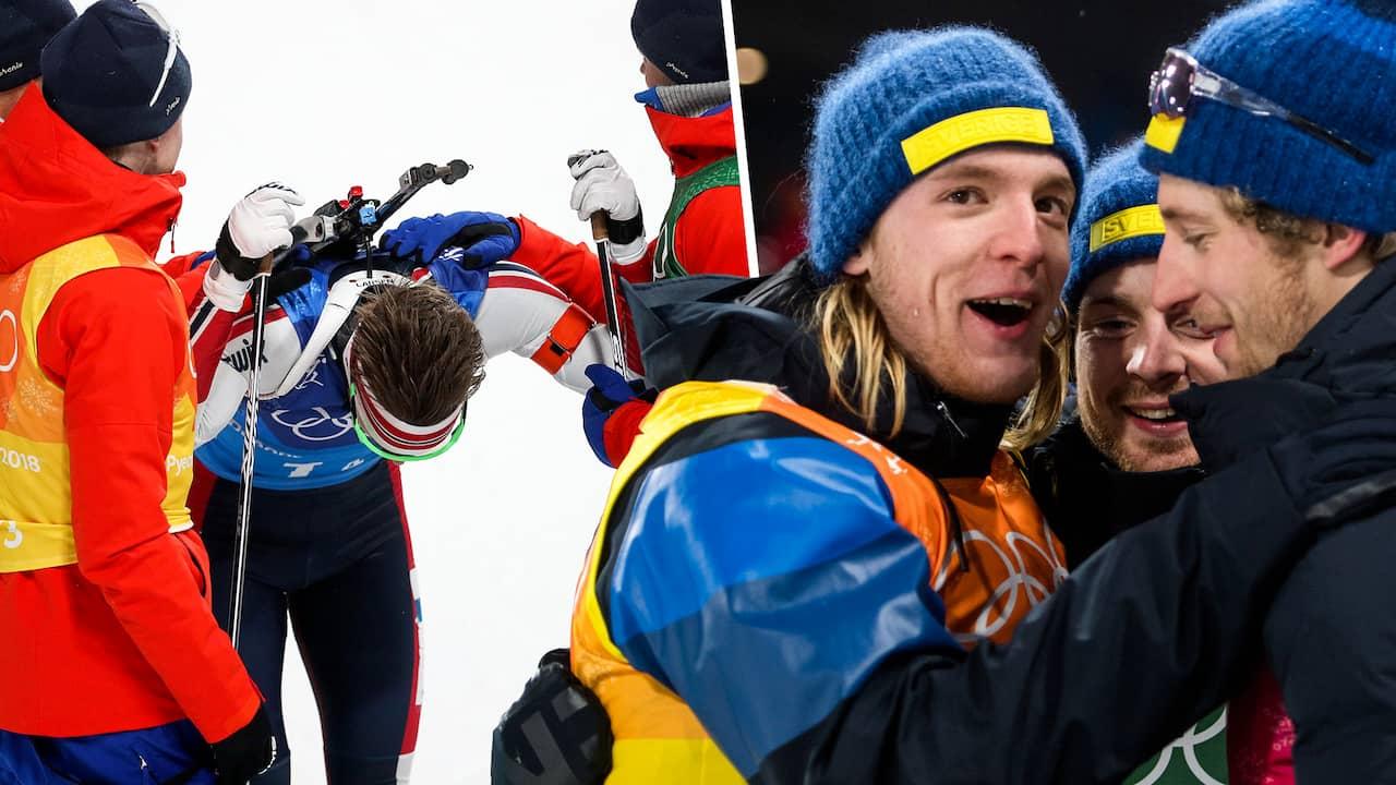 Dopingfynd efter skidskyttet