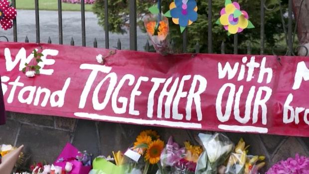 Boende i Christchurch: Svårt att gå vidare
