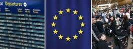 Dina rättigheter vid försenat flyg – enligt EU