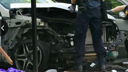 Skånsk polismans bil sprängd i maj