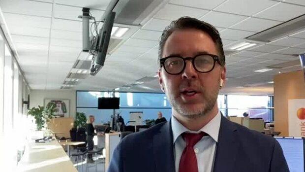 """Fredrik Warg: """"Om osäkerheten kvarstår ska börsen ner till de nivåerna"""""""