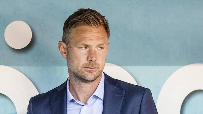 Malmötränaren Magnus Pehrsson har redan tankarna i CL-kvalet. Foto: CHRISTIAN ÖRNBERG / BILDBYRÅN
