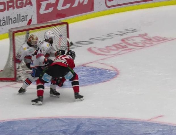 Highlights: Malmö-Växjö 4-3