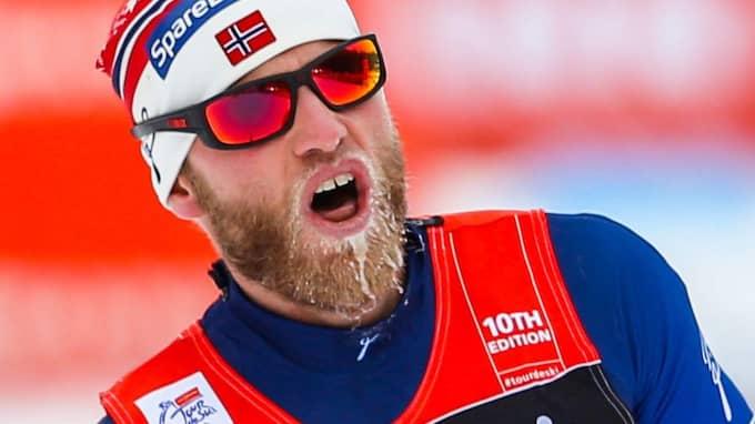 Martin Johnsrud Sundby Foto: Stanko Gruden/Agence Zoom