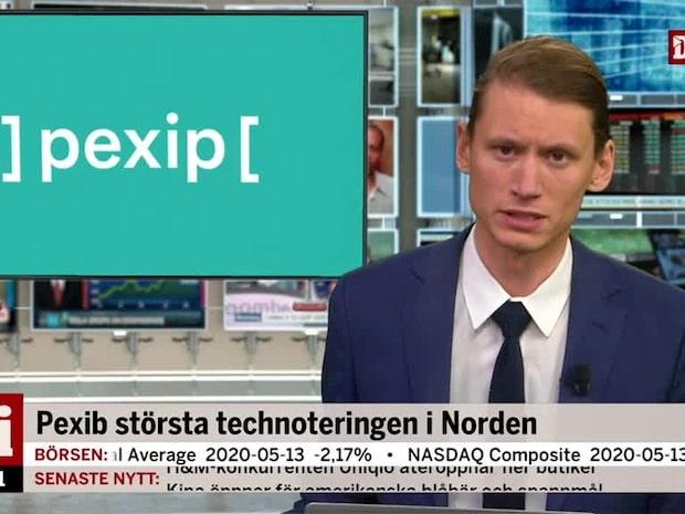 Marknadskoll: Techbolag rusar vid notering