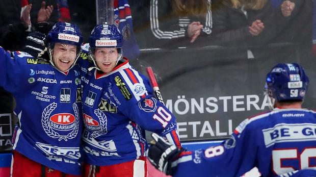 Höjdpunkter: Oskarshamn-AIK