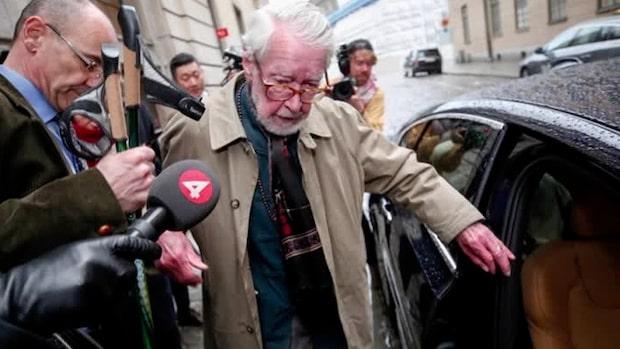 Göran Malmqvist är död – blev 95 år gammal