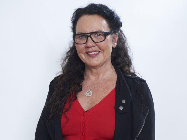 Sexologen Suzanne Lindström rådgiver.