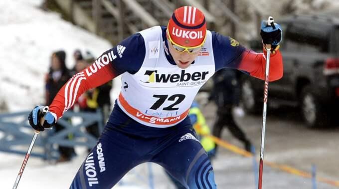 Alexander Legkov. Foto: Heikki Saukkomaa / AP LEHTIKUVA