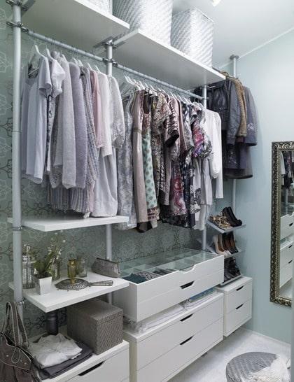 Så får du en lyxig klädkammare Leva& bo Expressen Leva& bo