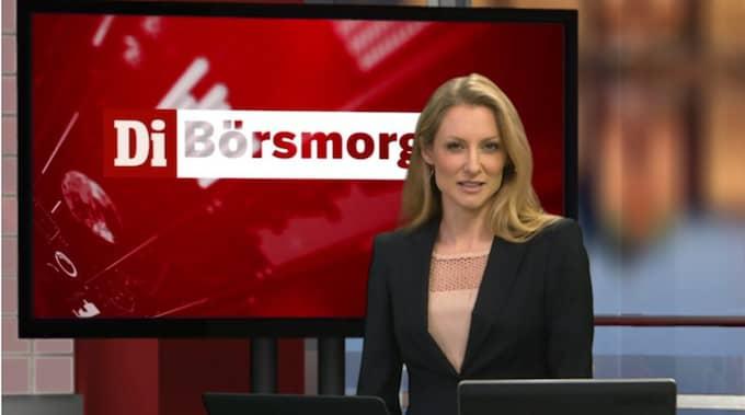 Hanna Malmodin är programledare för Börsmorgon.