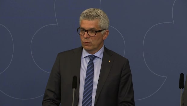 SÄPO-chefen Anders Thornberg om händelseförloppet kring Transportstyrelsens IT-skandal