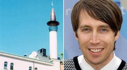 Sverigedemokraterna röstade fel nu kan en moské byggas i Karlskrona. Richard Jomshof, SD-Kuriren, förutsätter att det var ett misstag. Foto: Jocke Berglund