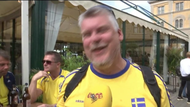 """Fansens hyllning till Granqvist: """"Vilken kille!"""""""