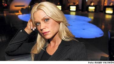 Linda Rosing vill hjälpa Jessica Lindgren.