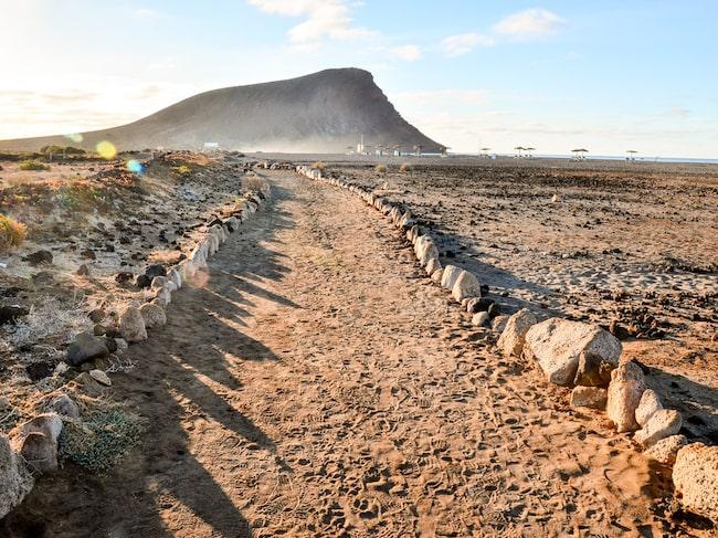 Naturvariationen på Teneriffa är ett plus i filmsammanhang.