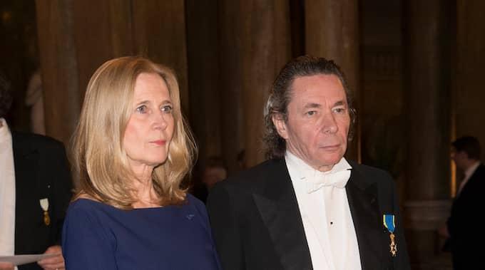 Jean-Claude Arnault är en av de centrala gestalterna på kulturklubben Forum och hälftenägare av bolaget ihop med sin hustru Katarina Frostenson som är ledamot i Svenska Akademien. Foto: CHARLES HAMMARSTEN / IBL